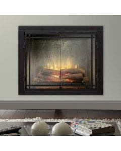 Dimplex Revillusion42-Inch Built-in Fireplace- RBF42