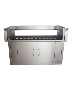 RCS Stainless Steel Grill Cart For 42-Inch RCS Grills - RONJC - Top View