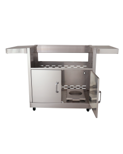 RCS Stainless Steel Grill Cart For 30-Inch RCS Grills - RONMC
