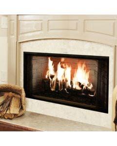 Majestic Royalton 36-Inch Wood Fireplace Wood Fireplace- BE36