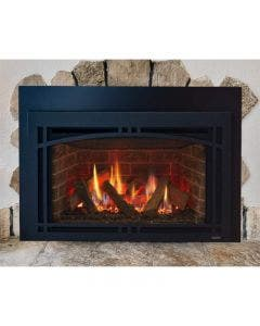Majestic Ruby 35-Inch Gas Direct Vent Fireplace Insert - RUBY35