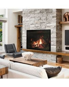 """Empire 50"""" Rushmore Clean Face Direct Vent Gas Fireplace - DVCT50CBP95"""
