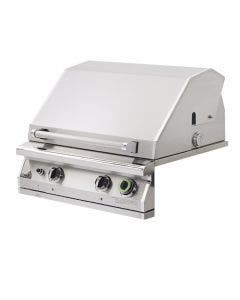 """PGS Newport 30"""" Grill Head with Built-In One Hour Gas Timer for Liquid Propane"""