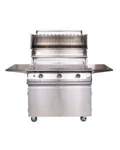 PGS Pacifica Stainless Steel Portable Cart