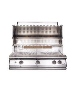 """PGS Legacy 39"""" Pacifica Gourmet Grill Head with Rotisserie Burner for Liquid Propane"""