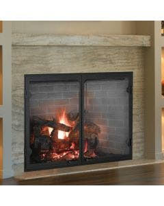 Majestic 50-Inch Biltmore Wood Burning Fireplace- SB100