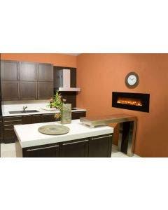 Modern Flames Slim Fire 40 Electric Fireplace - SF40/BILV