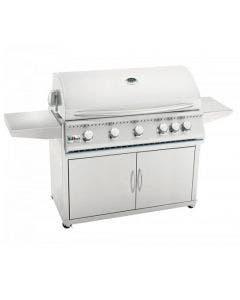 Summerset Sizzler 40-Inch 5-Burner Freestanding Gas Grill - SIZ40-NG / SIZ40-LP / CARTSIZ40