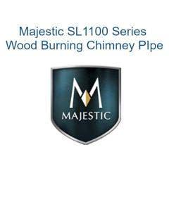 Majestic SL1100 Series Chimney