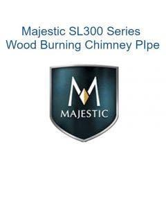 Majestic SL300 Series Chimney