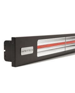 Infratech SL-Series 42 1/2-Inch 2400W Single Element Electric Infrared Patio Heater - 240V