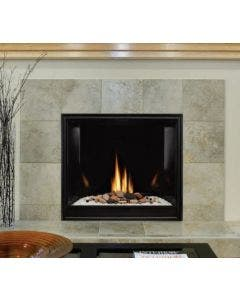 Empire Tahoe Clean-Face Direct-Vent Contemporary Fireplace Premium- 32 inch