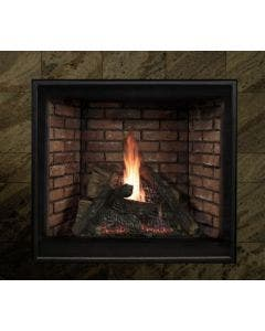 Empire Tahoe Clean-Face Direct-Vent Traditional Fireplace Premium- 32 inch