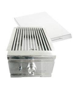 Summerset TRL Sear Side Gas Burner with LED Illumination  - TRLSSNG / TRLSSLP