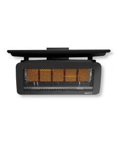 Bromic Smart Heat 25-Inch Tungsten 500 Gas Patio Heater- BH02100