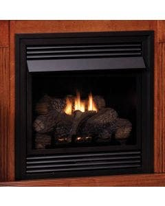 Empire Vail Vent-Free Fireplace - 26-inch