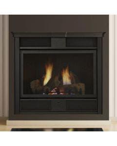 Monessen 24-Inch Symphony Vent Free Fireplace- VFC 24