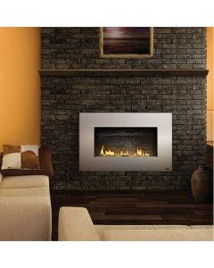 Napoleon Gas Direct Vent Wall Mount Fireplace - WHD31
