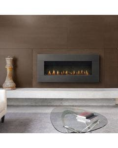 Napoleon Gas Direct Vent Wall Mount Fireplace - WHD48