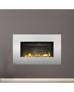 Napoleon Gas Vent Free Wall Mount Fireplace - WHVF31 - Topaz Glass