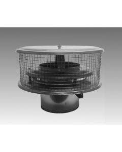 Weathershield Chimney Caps For Air Cooled Chimney Pipes - WSA-TDW