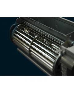 Kingsman Fan Kit w/Variable Speed Wall Mount Control Temperature Sensing - Z46FK