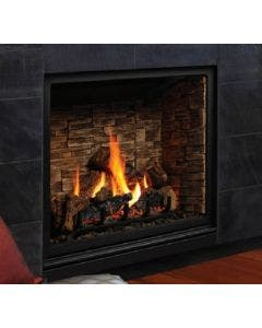 Kingsman 39-Inch Zero Clearance Direct Vent Gas Fireplace - ZCV39