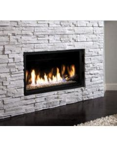 Kingsman 36-Inch Zero Clearance Direct Vent Gas Fireplace - ZCVRB3622